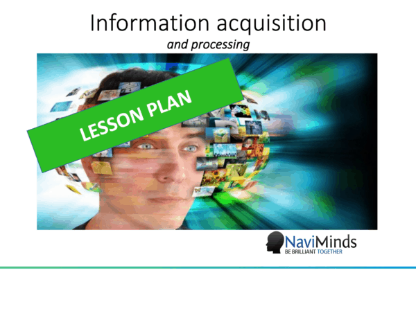 Information acquisition and processing